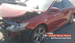 2012 TOYOTA CAMRY available for parts
