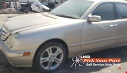 2000 MERCEDES-BENZ E320 available for parts