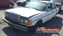 1978 MERCEDES-BENZ 240D available for parts