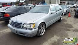 1998 MERCEDES-BENZ S420