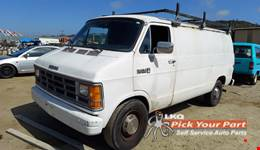 1990 DODGE B350 available for parts