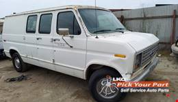1989 FORD E-150 ECONOLINE available for parts