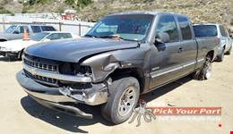 2000 CHEVROLET SILVERADO 1500 available for parts