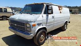 1988 CHEVROLET G30 available for parts
