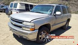 2000 CHEVROLET TAHOE available for parts