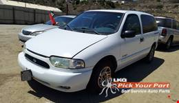 2000 NISSAN QUEST available for parts