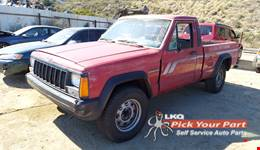 1988 JEEP COMANCHE available for parts