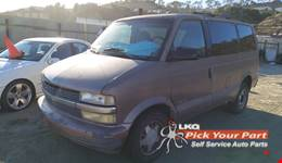 1999 CHEVROLET ASTRO available for parts