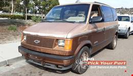 1988 CHEVROLET ASTRO available for parts