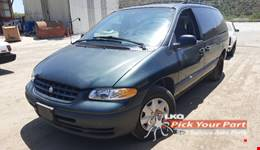 2000 CHRYSLER GRAND VOYAGER available for parts