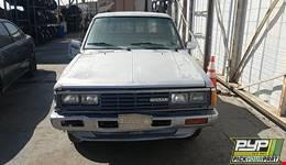 1986 NISSAN 720