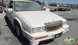 1986 CADILLAC ELDORADO partes disponibles