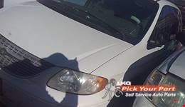 2001 CHRYSLER TOWN & COUNTRY partes disponibles