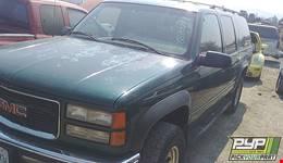 1996 GMC K2500 SUBURBAN