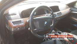 2006 BMW 750LI partes disponibles