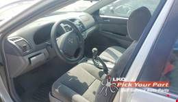 2005 TOYOTA CAMRY available for parts