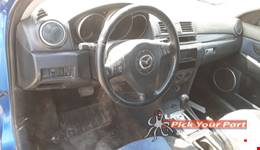 2005 MAZDA 3 available for parts