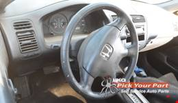 2001 HONDA CIVIC available for parts