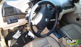 2001 BMW 330I partes disponibles