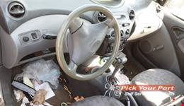 2002 TOYOTA ECHO available for parts