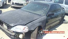 2000 HONDA CIVIC available for parts