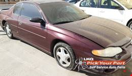2003 CHEVROLET MONTE CARLO available for parts