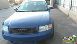 2003 AUDI A4 QUATTRO