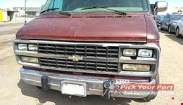 1994 CHEVROLET G20 available for parts