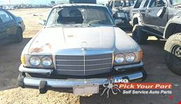 1977 MERCEDES-BENZ 450SEL available for parts