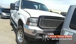 2000 FORD EXCURSION available for parts
