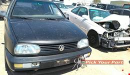 1997 VOLKSWAGEN GOLF available for parts