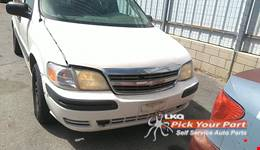 2003 CHEVROLET VENTURE available for parts