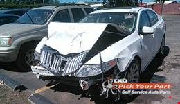 2012 LINCOLN MKS available for parts