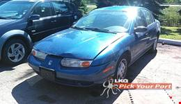 2002 SATURN SL2 available for parts