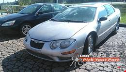 2004 CHRYSLER 300M available for parts