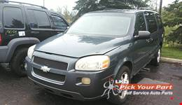 2007 CHEVROLET UPLANDER available for parts