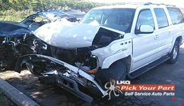 2001 CHEVROLET SUBURBAN 1500 available for parts
