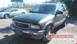 1996 GMC JIMMY available for parts
