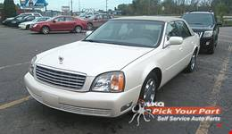 2001 CADILLAC DEVILLE available for parts