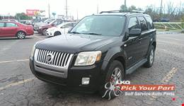 2008 MERCURY MARINER available for parts