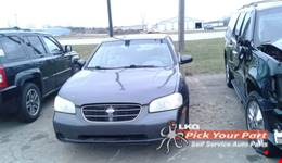 2001 NISSAN MAXIMA available for parts