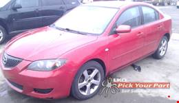 2006 MAZDA 3 available for parts