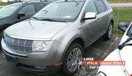 2008 LINCOLN MKX available for parts