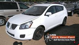 2010 PONTIAC VIBE available for parts