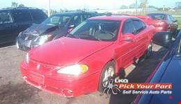 1999 PONTIAC GRAND AM available for parts