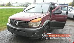 2003 BUICK RENDEZVOUS available for parts