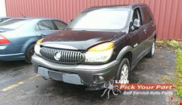 2002 BUICK RENDEZVOUS available for parts