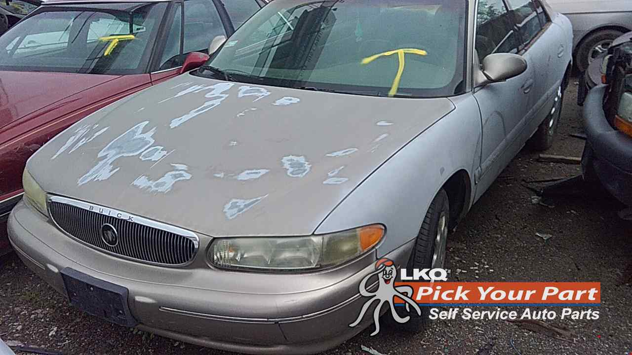 2000 Buick Century Used Auto Parts Blue Island