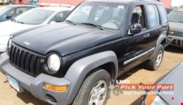 2002 JEEP LIBERTY available for parts