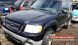 2001 FORD EXPLORER available for parts
